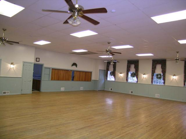 NW Corner Main Room