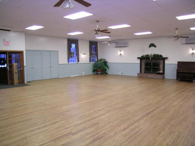 SE Corner Main Room