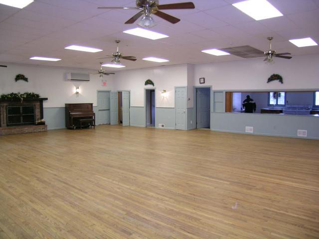 SW Corner Main Room